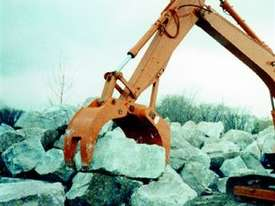 Heavy Duty Rock Grapple Model HDR - picture4' - Click to enlarge