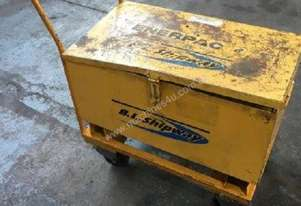 Enerpac Steel Tool Box and Trolley