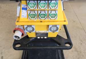 2009 Spinefex Lifeguard 17 POrtable Electrical Distribution Assembly