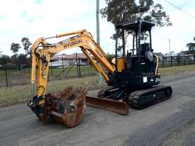 Hyundai R27Z-9 Tracked-Excav Excavator - picture0' - Click to enlarge