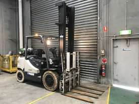 Crown CG35 LPG / Petrol Counterbalance Forklift - picture0' - Click to enlarge