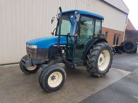 Used New Holland TD65D Cab Tractor - picture0' - Click to enlarge