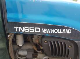 Used New Holland TD65D Cab Tractor - picture1' - Click to enlarge