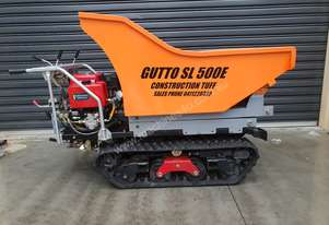 Site dumper high lift