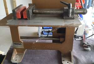 ITALIAN END MILLING MACHINE FOR ALUMINIUM SECTIONS