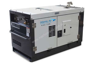 Atlantic Air ASC-16B Diesel Screw Compressor