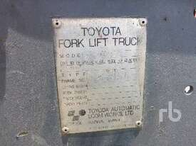 TOYOTA 426FG25 Forklift - picture4' - Click to enlarge