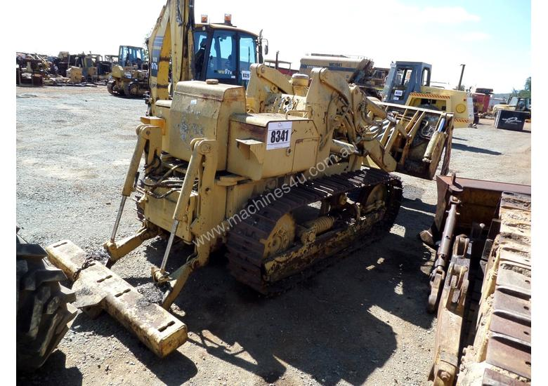 Wrecking 1970 John Deere 450 Crawler Loader in TOOWOOMBA, QLD