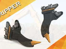 Fully Adjustable Excavator Ripper  - picture0' - Click to enlarge