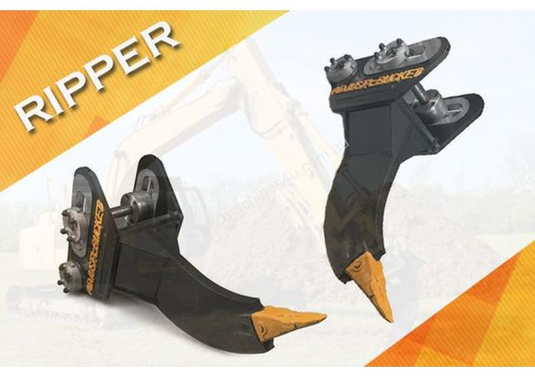 Fully Adjustable Excavator Ripper