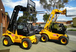 Jcb All Terrain Forklift Hire