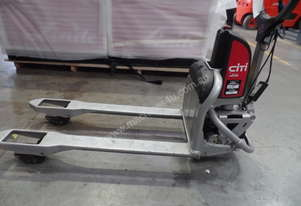 Linde Used Forklift: CITI1