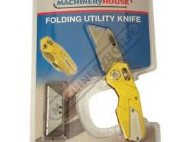 08048 Folding Utility Knife - picture0' - Click to enlarge