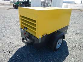 Unused 2018 Atlas Copco LUY050-7 180 CFM Single Axle Compressor - picture2' - Click to enlarge