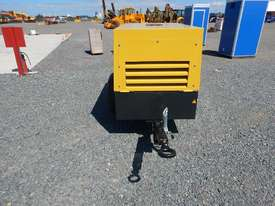 Unused 2018 Atlas Copco LUY050-7 180 CFM Single Axle Compressor - picture4' - Click to enlarge