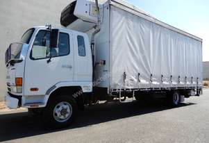 Fuso FK 6.0 Fighter Curtainsider Truck