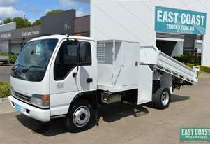 2005 ISUZU NPR300  Tipper Service Vehicle