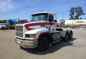 1996 Mack CH 6x4 Day Cab Prime Mover (TR009) - In Auction