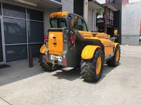 Dieci 301.3 Used Telehandler 2012 with Pallet Forks & Air Con - picture3' - Click to enlarge