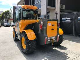 Dieci 301.3 Used Telehandler 2012 with Pallet Forks & Air Con - picture4' - Click to enlarge