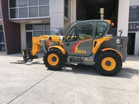 Dieci 301.3 Used Telehandler 2012 with Pallet Forks & Air Con - picture8' - Click to enlarge