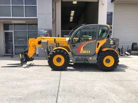 Dieci 301.3 Used Telehandler 2012 with Pallet Forks & Air Con - picture9' - Click to enlarge