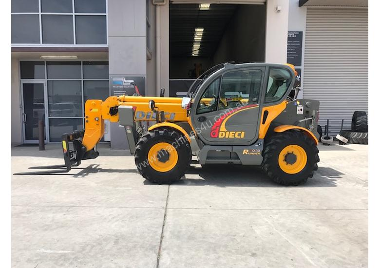 Dieci 301.3 Used Telehandler 2012 with Pallet Forks & Air Con