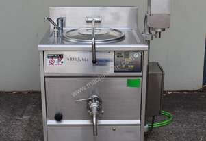 Electrically Heated Mixing Kettle