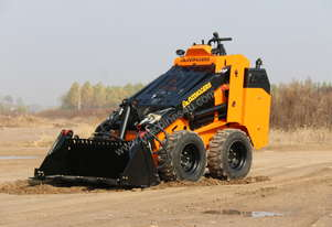 Oz Diggers Wheeled diesel Mini loader