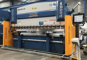 iBend 2 Axis CNC Pressbrake 3200mm x 90Ton Includes DSP Laser Guards