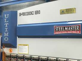 iBend 2 Axis CNC Pressbrake 3200mm x 90Ton Includes DSP Laser Guards - picture11' - Click to enlarge