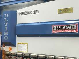 iBend 2 Axis CNC Pressbrake 3200mm x 90Ton Includes DSP Laser Guards - picture18' - Click to enlarge