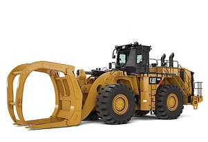 CATERPILLAR 990K MILLYARD ARRANGEMENT WHEEL LOADER