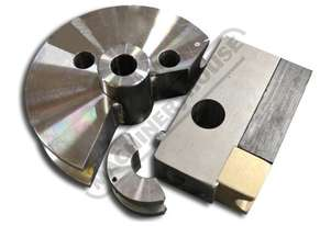 DS-180-1750T-R600 44.45mm OD x 180º Round Tube Die Set 152.4mm CLR, Made from Steel Suits RDB-050 M