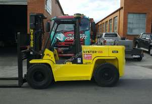 Hyster 7 ton container mast