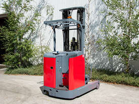 1.4T Battery Electric Stand Up Reach Truck - picture2' - Click to enlarge