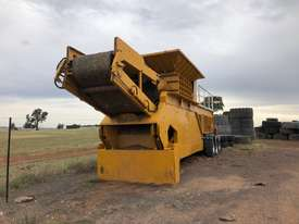 1995 Extec 3600S Slow Speed Shredder  - picture0' - Click to enlarge