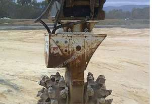 ERKAT ER600 Rock Grinder Rock Breaker / Facer *FOR HIRE*