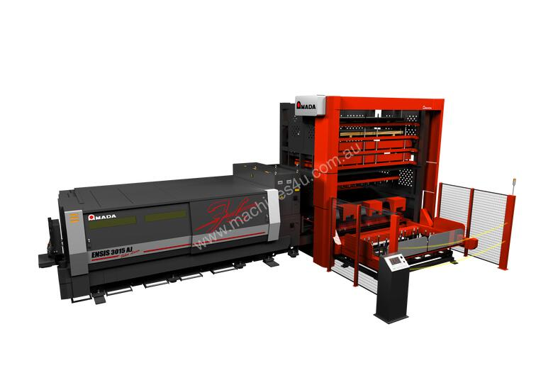 Amada ENSIS 6kW Fiber Laser - Amazing speed and quality - You have to see it to believe it