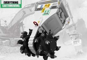 EE-DC40 Rock Grinder to suit excavators 28 to 45 tonnes