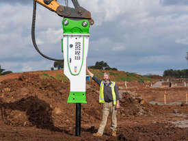 EE HYDRAULIC ROCK BREAKERS -  - picture0' - Click to enlarge