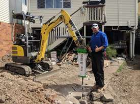 EE HYDRAULIC ROCK BREAKERS -  - picture4' - Click to enlarge