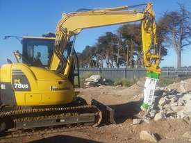 EE HYDRAULIC ROCK BREAKERS -  - picture8' - Click to enlarge