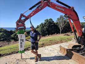 EE HYDRAULIC ROCK BREAKERS -  - picture10' - Click to enlarge