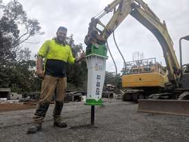 EE HYDRAULIC ROCK BREAKERS -  - picture11' - Click to enlarge