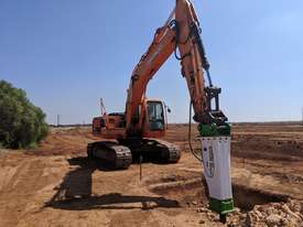EE HYDRAULIC ROCK BREAKERS -  - picture14' - Click to enlarge