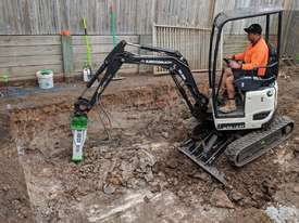 EE HYDRAULIC ROCK BREAKERS -  - picture15' - Click to enlarge