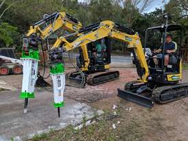 EE HYDRAULIC ROCK BREAKERS -  - picture17' - Click to enlarge