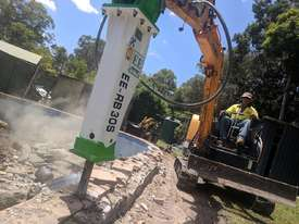 EE HYDRAULIC ROCK BREAKERS -  - picture18' - Click to enlarge