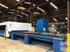 Yawei 8kW HLX-1530 Fiber Laser with Siemens 840D, Precitec, Donaldson & more.... - picture8' - Click to enlarge